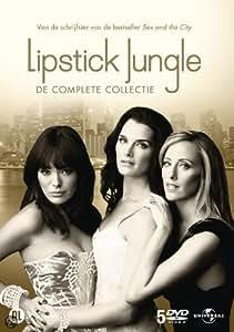 Lipstick Jungle - Complete Series - 5-DVD Box Set ( Lip stick Jungle - Complete Series 1 & 2 ) [ Origen Holandés, Ningun Idioma Espanol ]