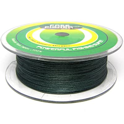 300m Fishing Pe Super Braid Braided Line Green from FreeFisher
