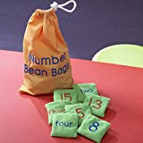 Educational Insights Number Beanbags, Learn