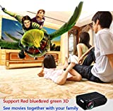 ViviBrightGP70 Projector Home HD Office Teaching