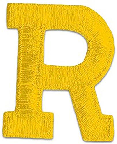 Embroidered Letterman Jacket - 8