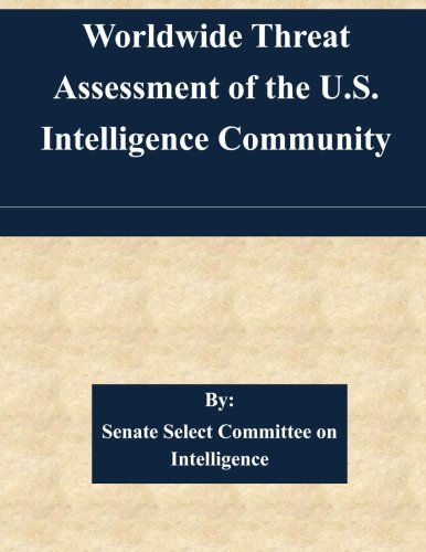 Worldwide Threat Assessment of the U.S. Intelligence Community PDF