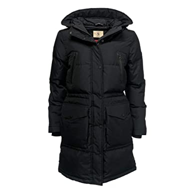 magasin d'usine 49f40 7bffa Aigle MacLea Veste Femme Noir UK14 EU42 US10: Amazon.fr ...