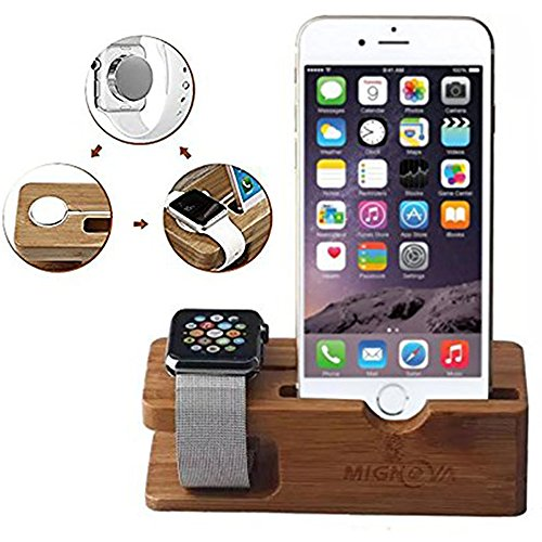 apple-watch-stand-gold-cherry-bamboo-charging-dock-station-charger-holder-stand-for-apple-watch-iwat