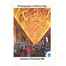Photographs of Rome Italy (Photo Albums t. 14) (French Edition)
