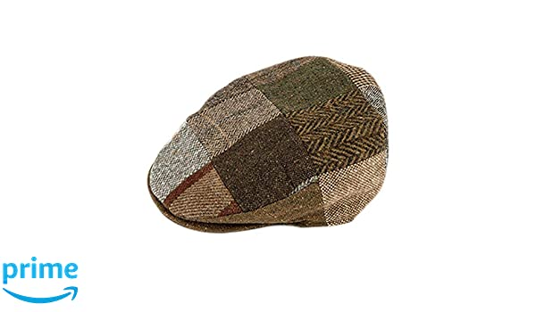 Hanna Hats Skipper Tweed Cap Variety of Colors