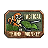 Tactical Trunk Monkey USAF 3D Tactical Military