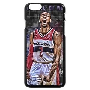 (TCustomized Black Hard Plastic Case For Samsung Note 2 Cover Case, NBA Superstar Washington Wizards John Wall Case For Samsung Note 2 Cover Case, Only Fit Case For Samsung Note 2 Cover Case