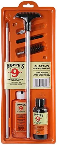 HOPPE'S SHOTGUN CLEANING SUPPLIES FOR 12 GAUGE