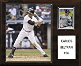 MLB New York Yankees Carlos Beltran Player Plaque, 12 x 15-Inch