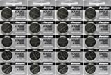 Watches : Energizer ECR2032 3-Volt Lithium Coin Batteries (20 Count)