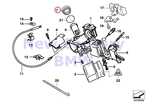 Bmw 525i Antenna - BMW Genuine Ring Antenna Ews Iii 740i 740iL 740iLP 750iL 750iLP 525i 528i 530i 540i 540iP M5 320i 323Ci 323i 325Ci 325i 325xi 328Ci 328i 330Ci 330i 330xi M3 ALPINA V8 Z8 X5 3.0i X5 4.4i X5 4.6is X5 4.