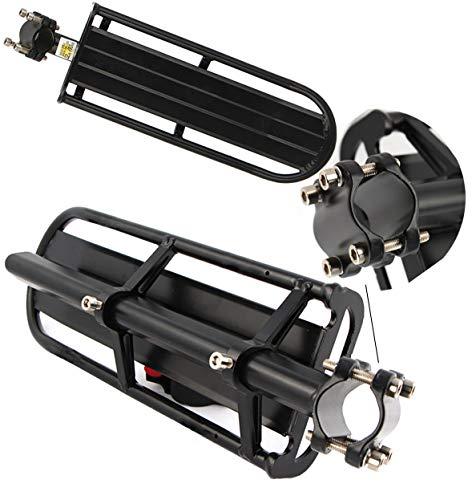 ThreeH Portapacchi Bici Regolabile in Alluminio Lega Rapida Rimozione e Installazione BK41 5 spesavip