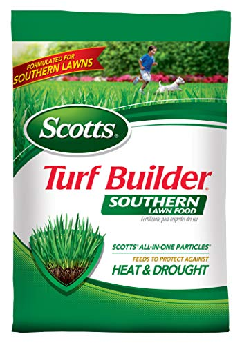 Scotts 23415 Turf Builder Southern Lawn Food, 15 M, Brown/A