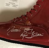 """Autographed/Signed Ric Flair""""Nature Boy"""" Red WWE"""