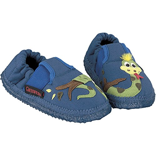 Giesswein Atzelgift, Zapatillas Bajas para Niños Azul (527 / Jeans)