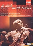 Dvorak, Antonin; Saint-Saens, Camille - Cellokonzerte