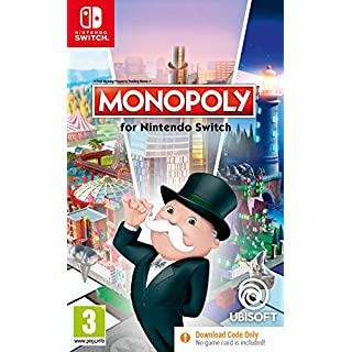 Monopoly (Code In Box) (Nintendo Switch)