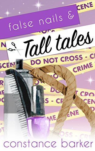 False Nails Teasen Pleasen Mystery ebook product image