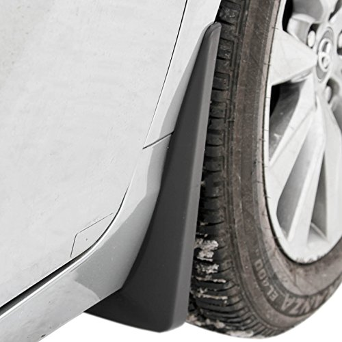 Red Hound Auto 2015-2017 Premium Fits Toyota Camry Mud Flaps Mud Guards Splash Guards Front and Rear Custom Molded 4pc