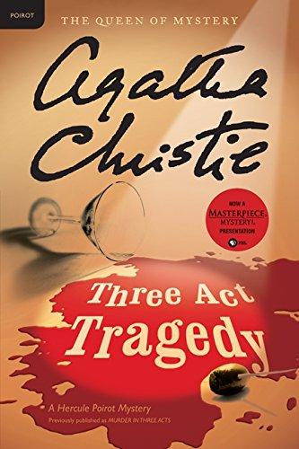 Three Act Tragedy: A Hercule Poirot Mystery (Hercule Poirot Mysteries) pdf epub