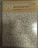 Ninety-Nine Easy-to-Use Speech and Language Activities, Williams, Cathy J. and Sbashnig, Dristine V., 0884508900