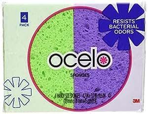 ocelo Handy Sponge (10431), 4-Count (Pack of 24)