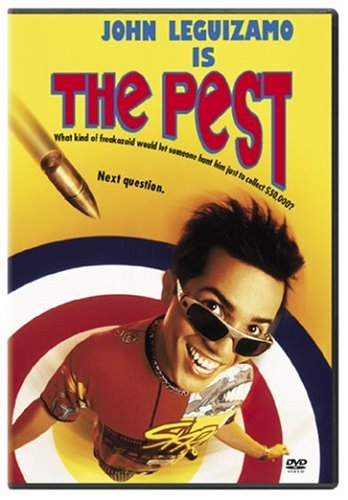 The Pest -  DVD, Rated PG-13, Paul Miller