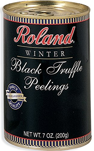 Roland Foods Black Truffle Peelings, Himalayan, 7 Ounce