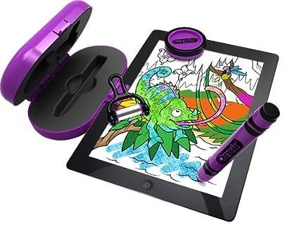 Amazon.com: Crayola digitools Efectos iPad Pack. App con ...