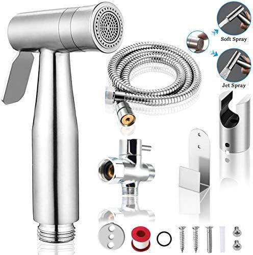 Handheld Soosi Stainless Bathroom T Adaptor product image
