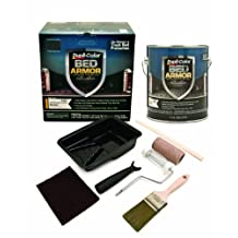 Dupli-Color BAK2010 Bed Armor DIY Truck Bed Liner with Kevlar Bed Armor Kit