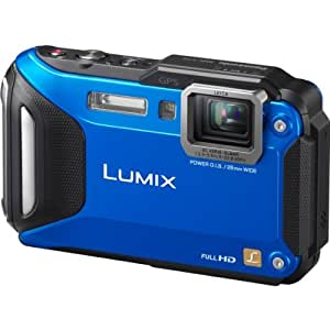 Panasonic Lumix DMC-TS5 / Lumix DMC-FT5 - Cámara digital 16.1 Megapíxeles (importado)