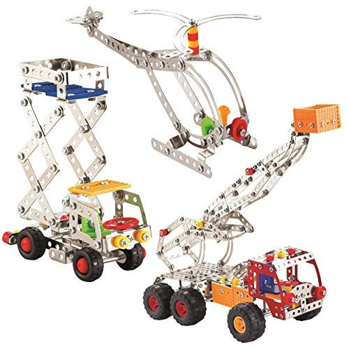 IQ Toys 3 Vehicle Metal...