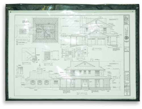 Swivler plan shield 44 x 34 construction or blueprint swivler plan shield 44 x 34 construction or blueprint carrier construction marking tools amazon malvernweather Gallery