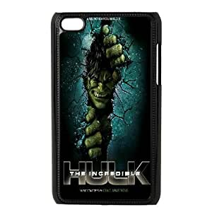 iPod Touch 4 phone cases Black Hulk Phone cover DSW1911512