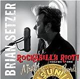 51Lu4Wv 4RL. SL160  - Brian Setzer Brings Rockabilly Riot To Littleton, Colorado 6-10-18