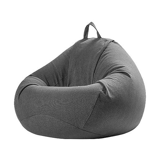 Amazon.com: Puf para silla, puf grande, para cualquier ...