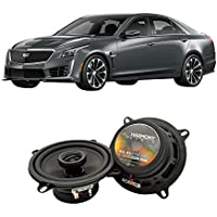 Fits Cadillac CTS 2003-2016 Front Door Factory Replacement Harmony HA-R5 Speakers New