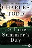 By Charles Todd A Fine Summer's Day LP: An Inspector Ian Rutledge Mystery (Inspector Ian Rutledge Mysteries) (Lrg) [Paperback] by  Unknown in stock, buy online here