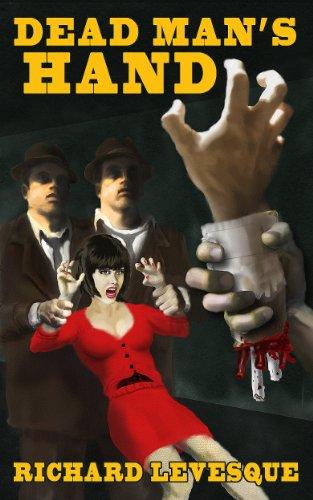 Dead Man's Hand (Ace Stubble Book 1) by [Levesque, Richard]