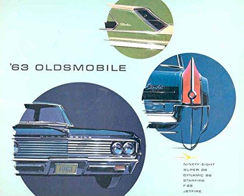 1963 Oldsmobile Full Line Sales (Oldsmobile Full Line Sales Brochure)