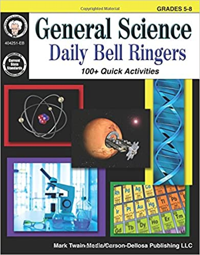 bell ringers for science teachers classroom