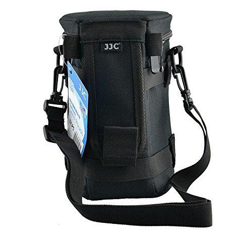 JJC DLP-5 Deluxe Lens Pouch Case Bag for Canon Zoom Lens EF 70-300mm