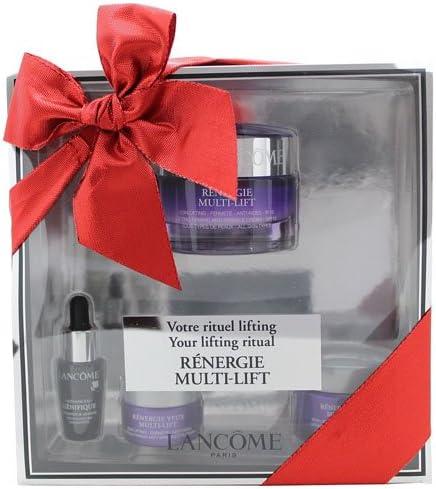 Lancome - Estuche de regalo Edición Prestige Navidad - Rénergie MultiLift Crema Lancôme: Amazon.es: Belleza