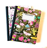 Camo Cute Composition Notebooks - Set of 2 (Camo)