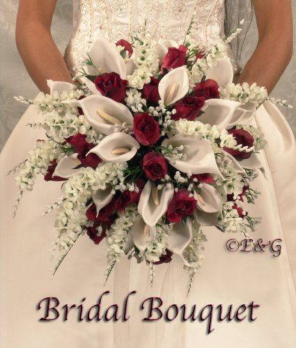 Wedding Flower Bouquets Prices: Wedding Bouquet Bridal Package Bridesmaid Groom