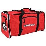 NCAA Team Logo Extended Duffle Bag (Georgia Bulldogs)
