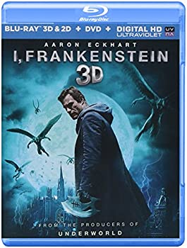 I Frankenstein 3D on DVD and Blu-Ray