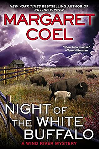 book cover of Night of the White Buffalo